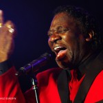Mud Morganfield with a special guest Ian Siegal